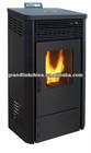 8 kw Italian style indoor pellet stove for sale