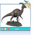 Petit dinosaure drôle noms dinosaures parc d'attractions