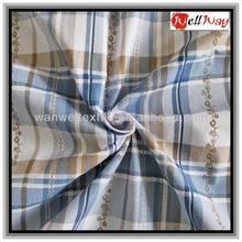 check fabric cheap quality poplin