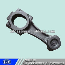 Connecting rod used for diesel engine parts, metal casting,carbon steel casting