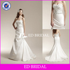 BY1118 Stain Pleating Lace New Style Wedding Dresses