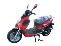 49cc Striker 4 Stroke Moped Scooter