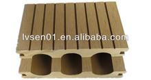 2012 Europe Standard Outdoor Wood Plastic Composite Deck/WPC Floor