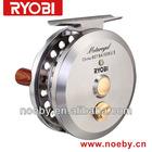 CNC 2013 new-designed Metaroyal Chinu cnc fly fishing reels