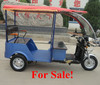 2013 top quality LUKE Indian battery auto rickshaw FOR SALE
