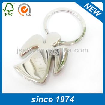 2013 Best Seller Angel Key Ring/ Angel Metal Keychain / Angel Key Chain