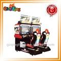 أقصى اللحن mr-qf208-5 2 لاعبين لعبة الترفيه عملة رخيصة، أفضل نوعية آلة سباقات