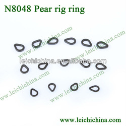 carp fishing terminal tackle of pear carp rig ring
