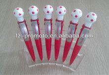 Hot selling football ballpoint pen