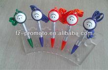 Hot selling cheap plastic football pen