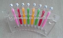 Hot selling football ball pen