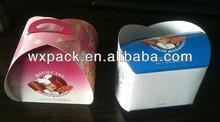 Papel bolo / mousse / caixa de pão