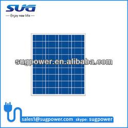 50W 120v solar panel