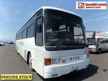 Stock#33270 MITSUBISHI FUSO AEROMIDI BUSES Chassis:MS729S-10436 USED BUS FOR SALE