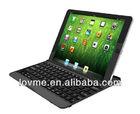 bluetooth wireless metal aluminum keyboard case for ipad air ipad5
