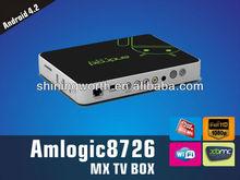 android tv box dvb t2
