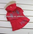 new item winter dog jacket chinese dog clothing brand name dog clothing