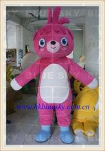bs2013 Adult moshi poppet cartoon costume