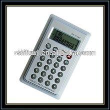 mini keychain Calculator & desk calendar calculator
