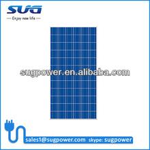 260W slim solar panel