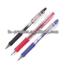 custom logo retractable ball pen
