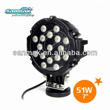 SUV,4x4,ATV,UTV,Offroad engineering car light LED front light SM6511