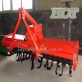 la granja implementar montado en un tractor de rotary timón rotavator