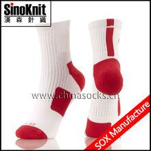 100 Cotton Elite Socks Basketball