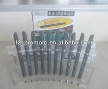 customised high quality luxury gel pen