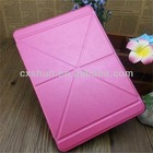 Newest Ultrathin Transformers Leather Case For New iPad