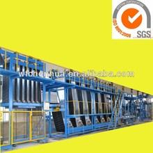 SBS APP Modified bituminous membrane production line machinery