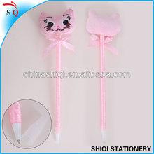 Fun promotional children ball pens