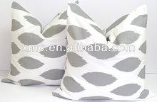 custom sublimation heat transfer printing silk cushion