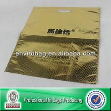 Hollow Garment Shop PP Non Woven Handbag For Promotion Activities