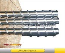 single screw barrel in plastic&rubber machinery spare parts