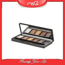 MSQ 6 color matt eye shadow cosmetic