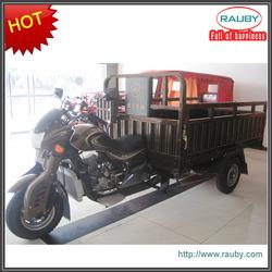 Faishion Hydraulic Heavy Duty Cargo Motor Tricycle 175cc for sales