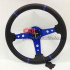 Deep Dish Drift Steering Wheel For Game 14 inch