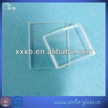Borosilicate Flat Square tempered glass
