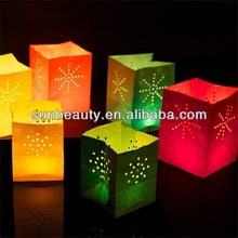 Wholesales Popular China Candle Paper Craft Party Supply