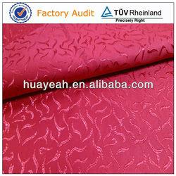 Elegant design popular wave design curtain fabric samples