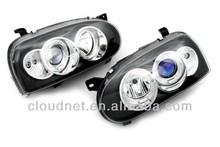 LED Projector Headlight For VW Volkswagen Golf MK3