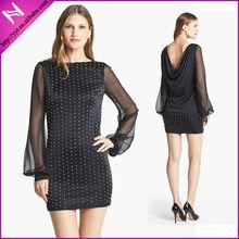 YYH-LA091323# Transparent Sexy Night Dress for Women