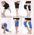 Tourmaline magnétique l'arthrose du genou bretelles/support de genou