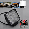Super Quality Easy Install 27w Hid Offroad Lights For UTV Pickup Headlight