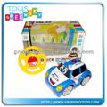 bon mini rc voitures de police avec la lumière pour la vente