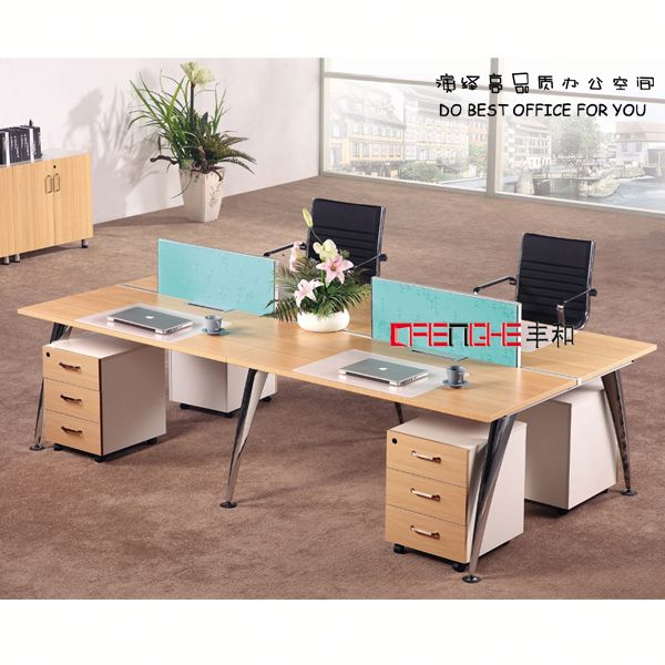 wood top china furniture for 4 people MH-6130