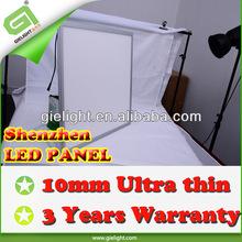 2013 New ultra thin 43W 36W 600x600 panel+led+grow