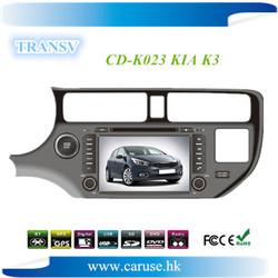 special car radio with gps/ipod for KIA K3 / Kia RIO 2012 car radio dvd gps navigation system