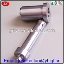 RoHS standard professional stainless/mild/carbon/hardened steel guide pillar & bush,pivot bush,steel guide bushing with shoulder